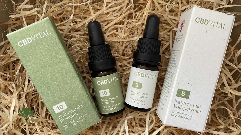 CBD Vital CBD Öl Test